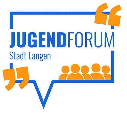 Jugendforum Langen - Logo
