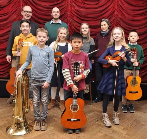 Musikschule startet erfolgreich ins Jubiläumsjahr