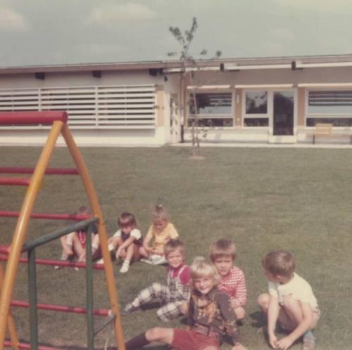 Kita Hegweg sucht Erinnerungsfotos - 1969