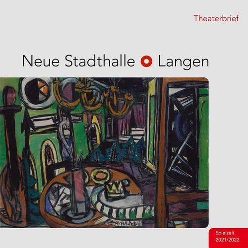 Theaterbrief 2021/2022 Deckblatt