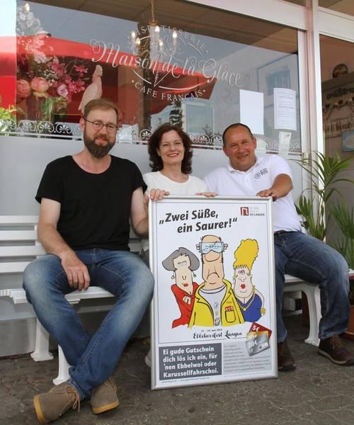 Gruppenbild Citymarketing Ebbelwoifest 2019