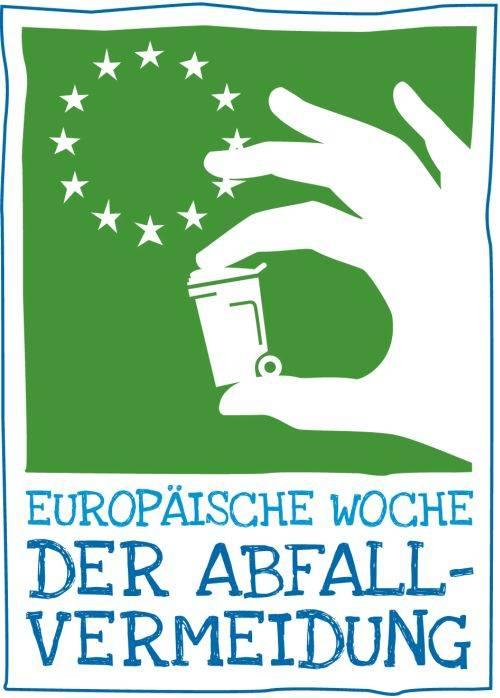 Logo Europäische Woche der Abfallvermeidung