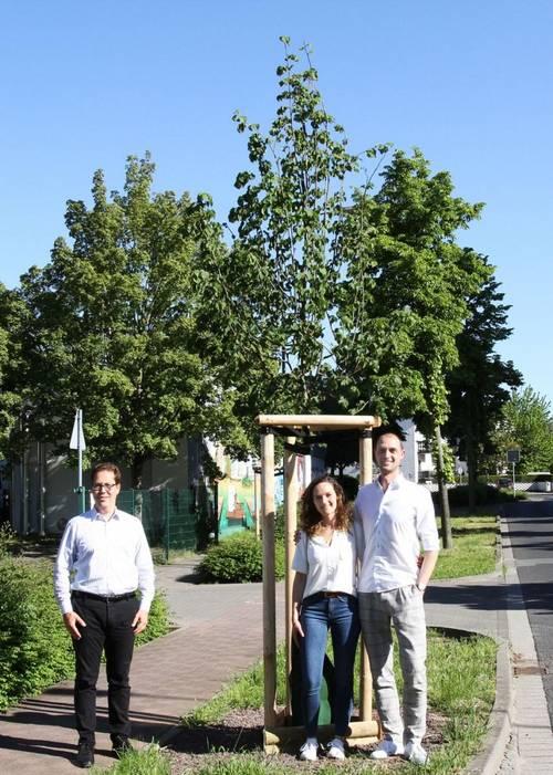 Baumspende Familie Lieb