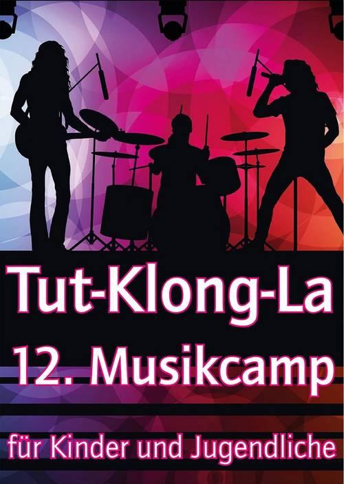 Tut-Klong-La - Faltblatt Cover