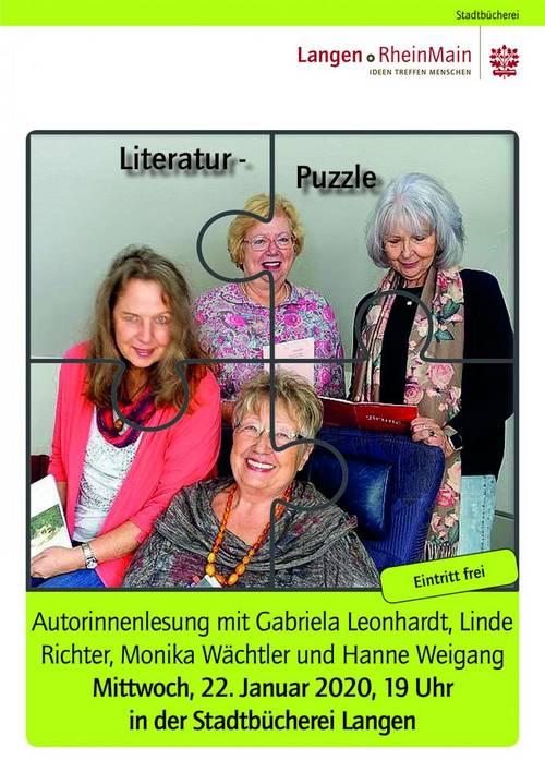 Literaturpuzzle 22.01.2020