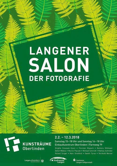 Salon der Fotografie beeindruckt - Plakat