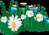 Blumenwiese Grafik