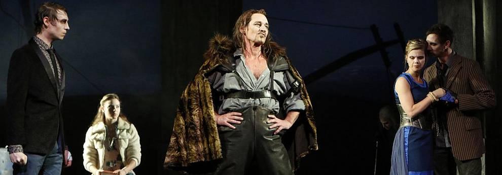 Slider Theaterbrief - Viele Stunden bester Unterhaltung - Richard III