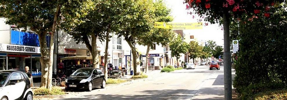 Innenstadt-Umfrage - Bahnstraße