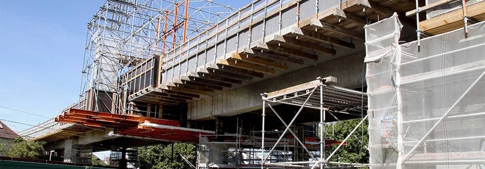 Slider Brücke