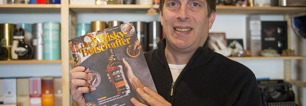 Whisky-Botschafter - Michael Schmidt
