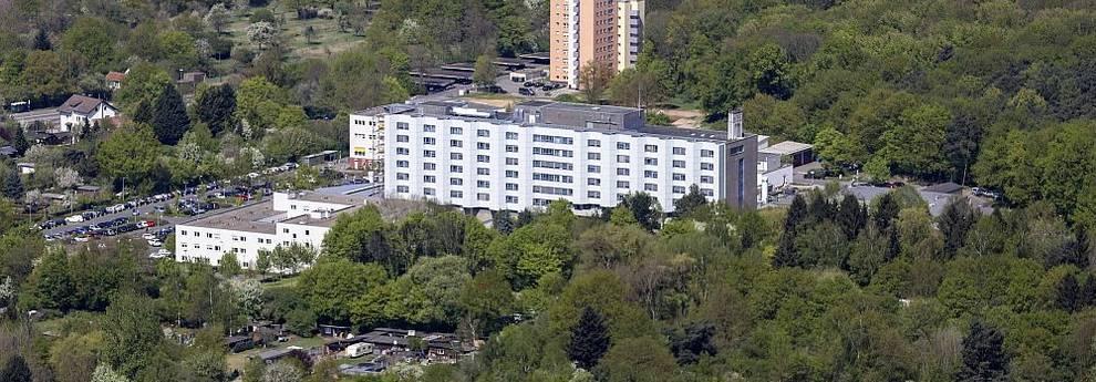Bebauungsplan Asklepios-Kliniken Langen - Luftbild