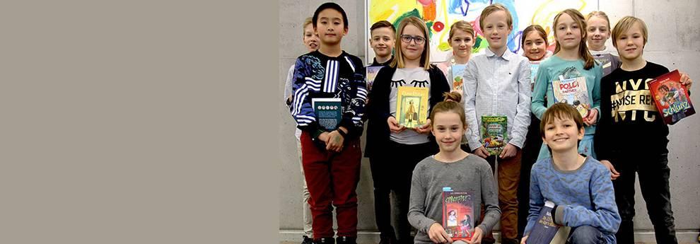 Slider-Beste Vorleser in Langen und Egelsbach