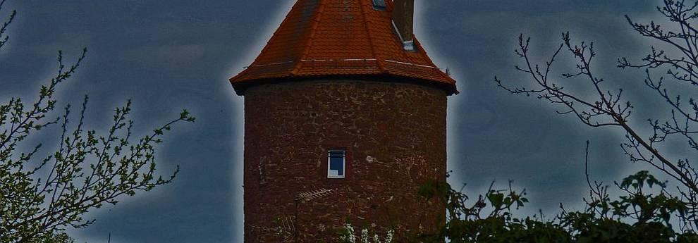 Märchenhaftes Langen - Spitzer Turm