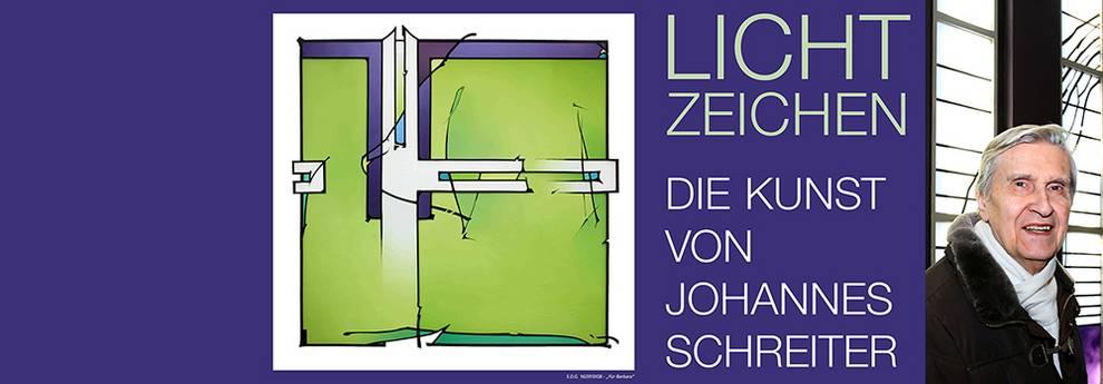 Ausstellung Johannes Schreiter