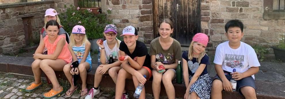 Sliderbild Hortkinder im Odenwald
