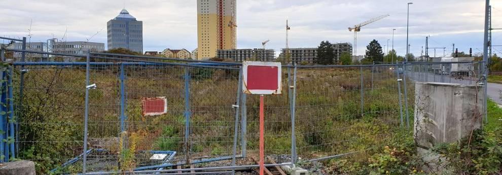 Bebauungsplaene Liebigstraße - Gleisschwellenwerk