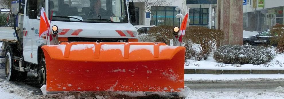 Winterdienst KBL