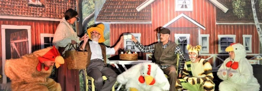 Pettersson und Findus (c) Agentur