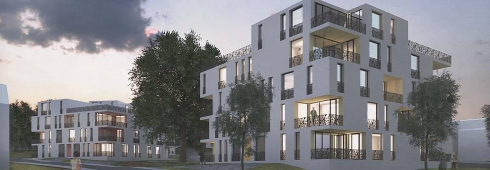 Bauvorhaben Am Speierling Entwurf Kohl Fromme