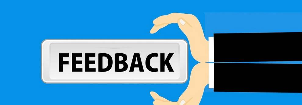 Pixabay - Umfrage feedback