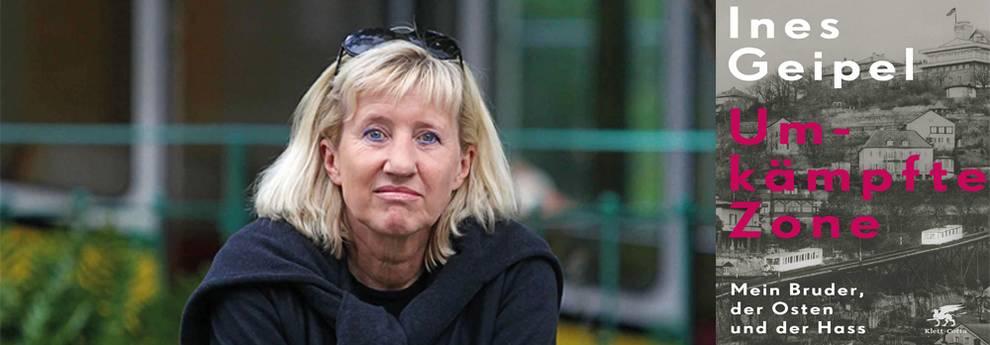 Slider - Umkämpfte Zone: Schuldverdrängung in der DDR, Ines Geipel