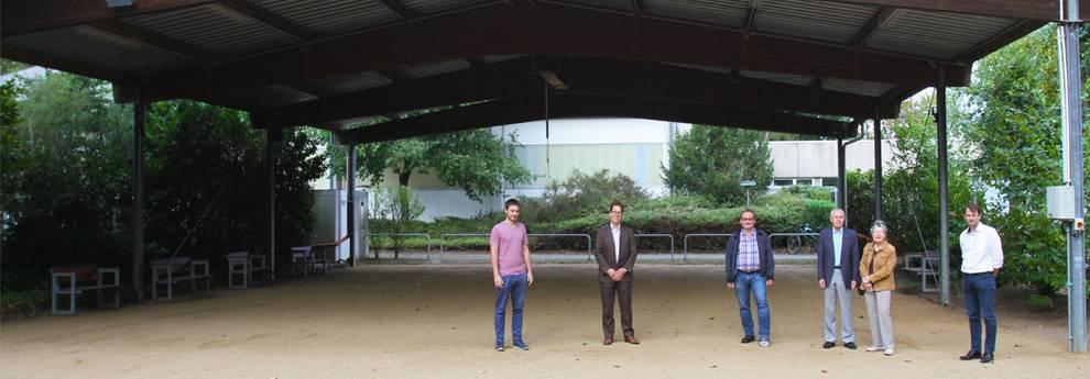 Slider Petanque Anlage Bürgerstiftung