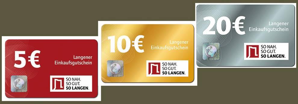Banner 5-10-20 Euro Gutscheine
