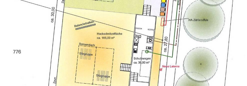 Slider Zauberburg Naturkindergarten Bauwagen