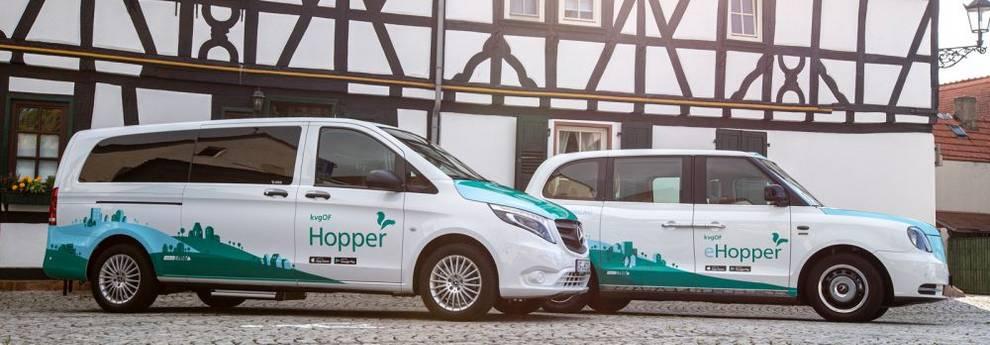 Kreisverkehrsgesellschaft Offenbach -  Hopper