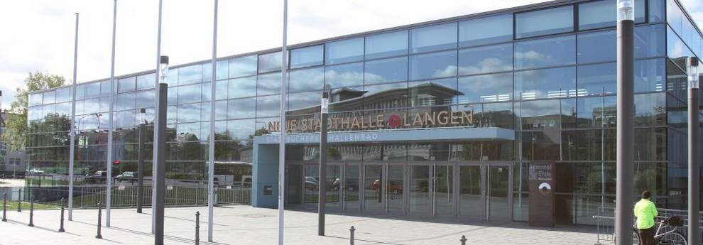 Stadtbücherei in der Neuen Stadthalle