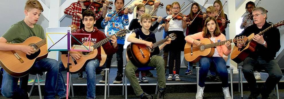 Tut-Klong-La Musikcamp in den Osterferien 2017