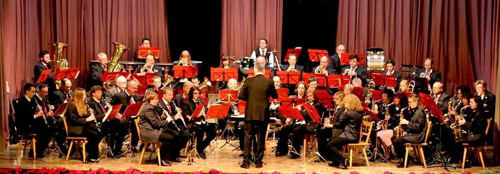 Weihnachtskonzert TV-Blasorchester