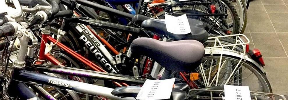 Gefundenes unter dem virtuellen Hammer - Fahrräder