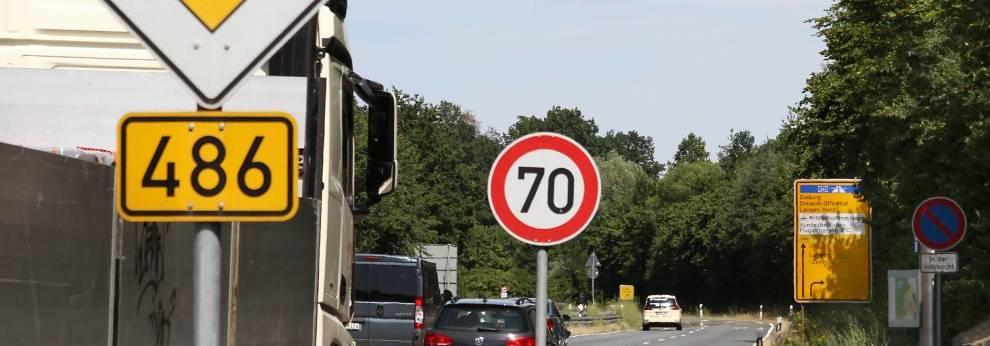 Stellungnahme Verkehrsgutachten B 486